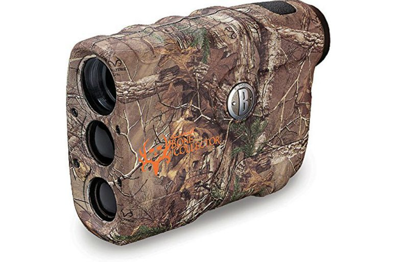 The Bushnell 202208 Bone Collector Edition 4x Laser Rangefinder Review