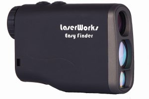 LaserWorks LW1000SPI Laser Rangefinder for Hunting and Golf Review