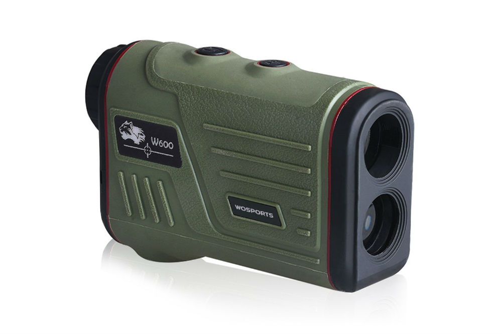The Wosports Hunting Rangefinder Review   The Optic World