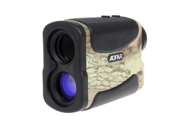 The Wosports Laser Rangefinder for Hunting and Golf Review